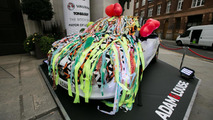 Vauxhall Adam&Louise art car - 14.9.2012