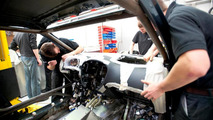 Nissan Juke-R fitting the cabin 08.11.2011