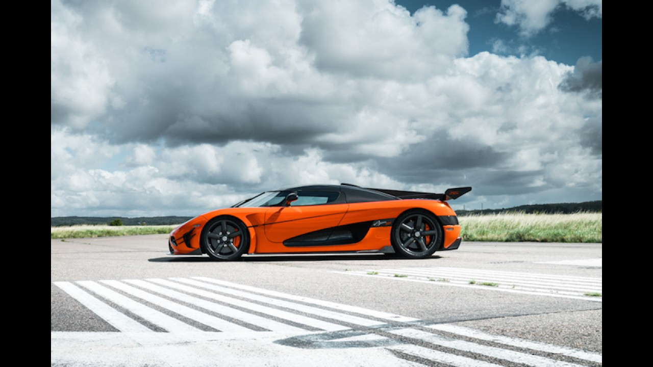 Koenigsegg Will Show Special Edition 'Agera XS' at Pebble Beach