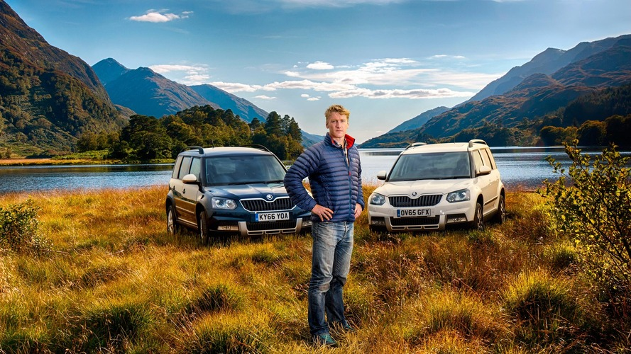 Skoda Yeti fleet expedition is in search of the real Yeti