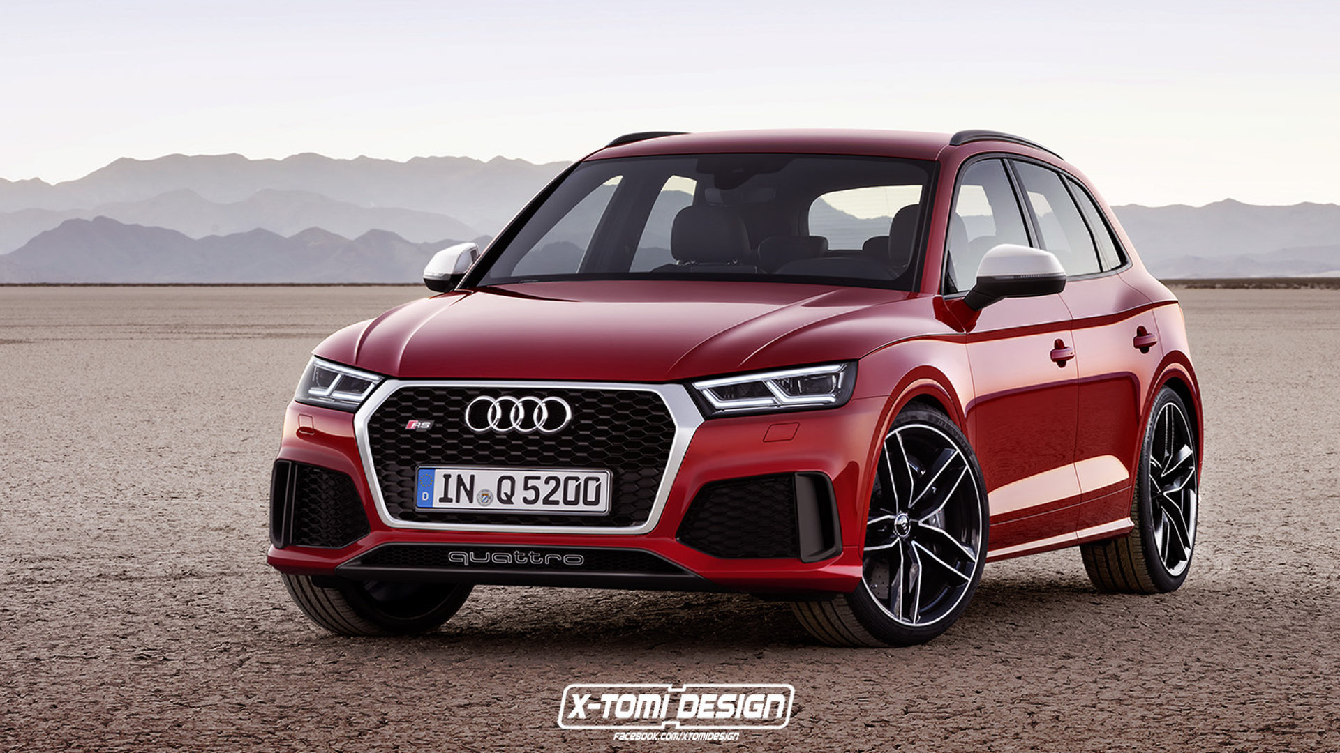new audi rs q5 to get biturbo v6 engine from rs5 coupe. Black Bedroom Furniture Sets. Home Design Ideas