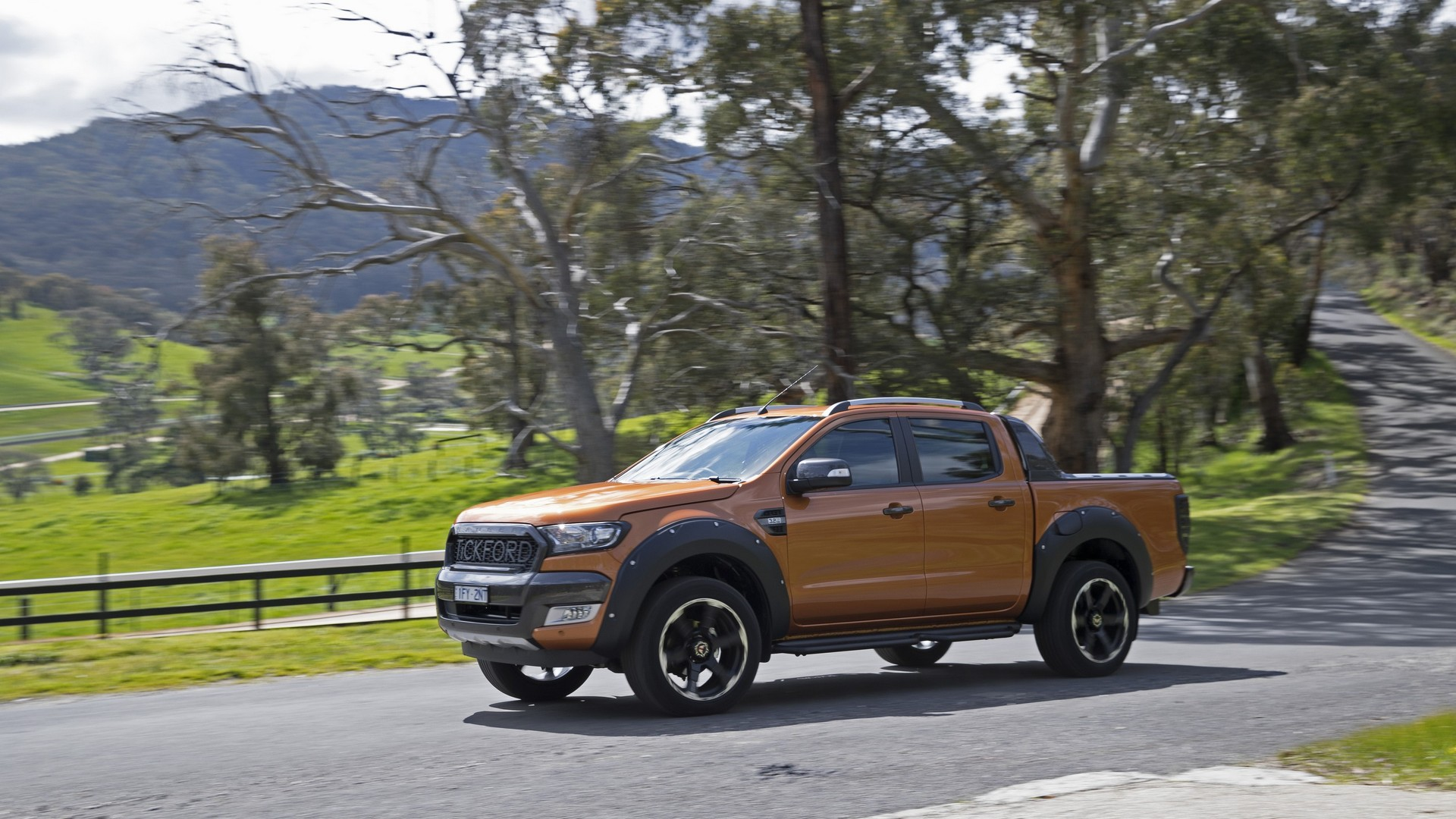 tickford makes australian return with tuned ford ranger. Black Bedroom Furniture Sets. Home Design Ideas