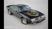 Smokey and the Bandit Pontiac Trans Am
