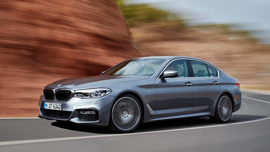 2017 BMW 5 Series starts at $52,195 when it arrives in U.S.