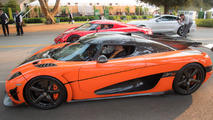 Koenigsegg Agera XS Pebble Beach