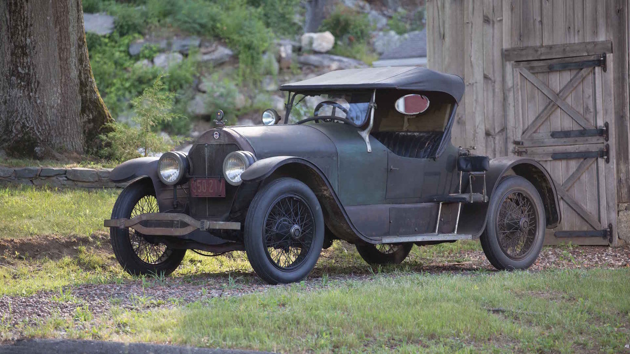 1921 Stutz Bearcat Headed to Auction With Plenty of Patina [UPDATE]