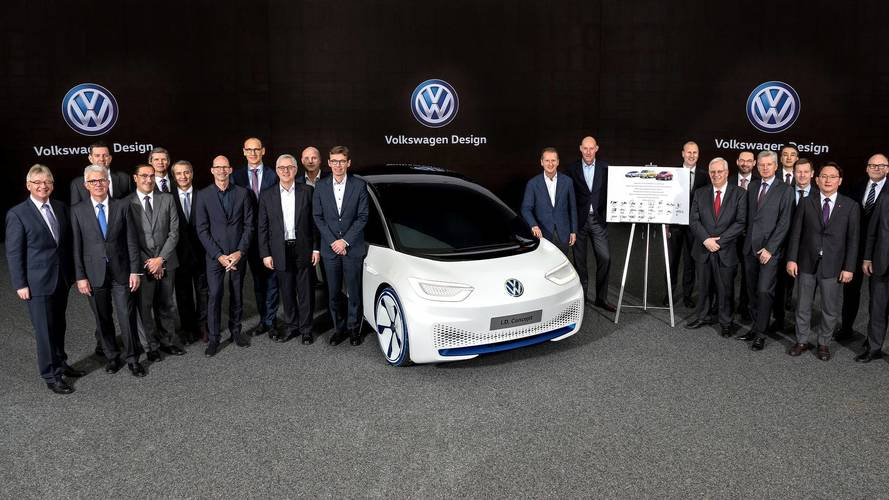 VW I.D. Production Countdown Starts… 100 Weeks To Go