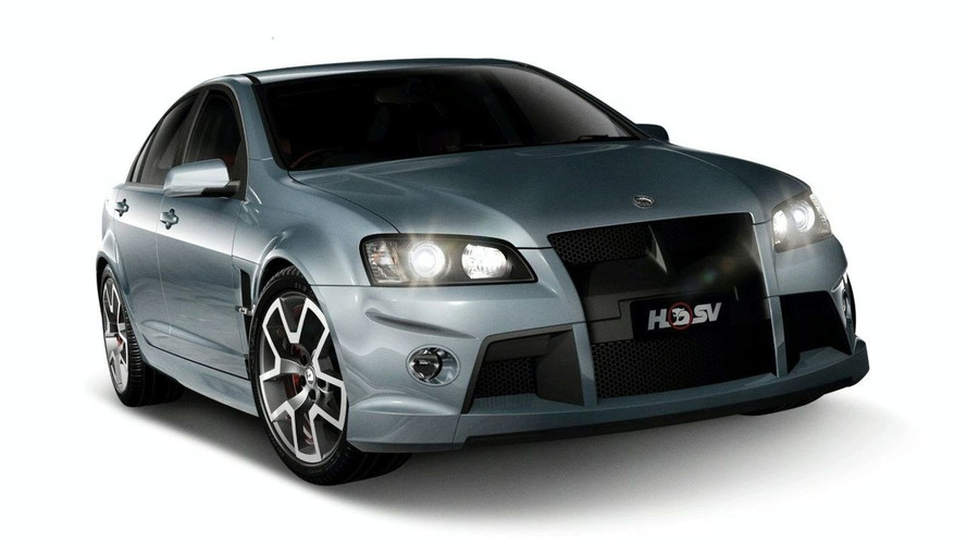 Holden HSV W427 Supercar