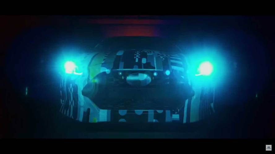 2019 Hyundai Veloster Teased In Noisy, Colorful Video