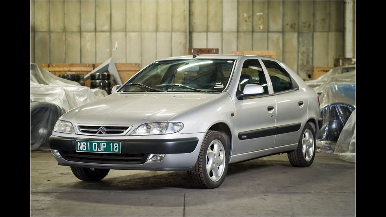 1997 Citroën Xsara Berline 2.0l