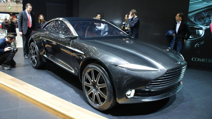 Aston Martin to decide soon from four factory locations