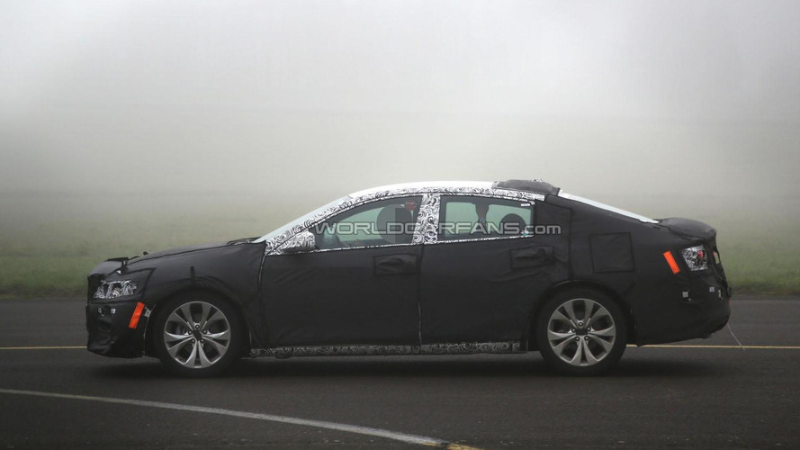 2016 Chevrolet Malibu to feature Corvette-inspired styling