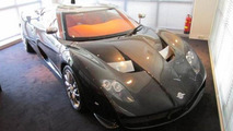 Spyker auction
