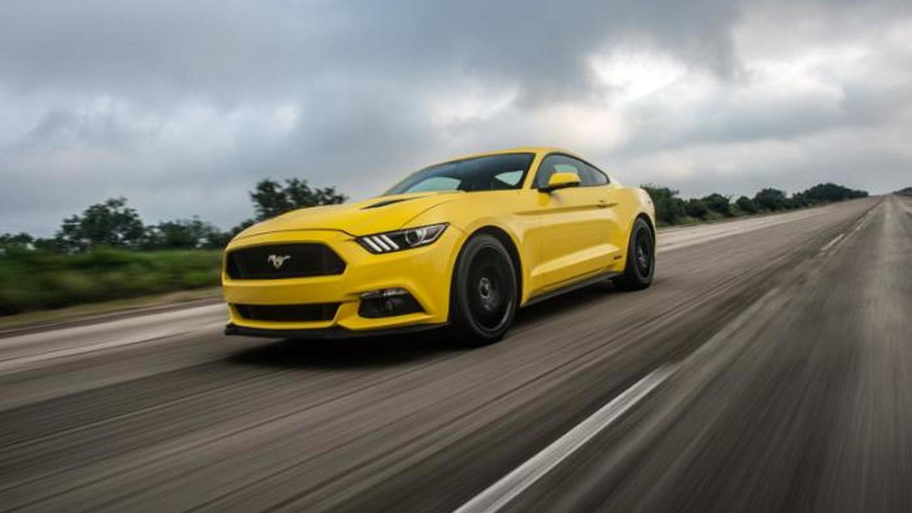 Ford Mustang GT by Hennessey