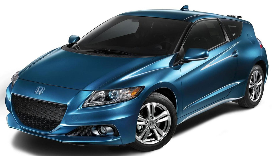 2015 Honda CR-Z priced from $20,935, up by $150 compared to 2014MY