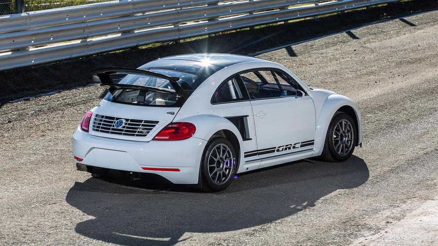 2015 Volkswagen Beetle GRC unveiled with a new engine