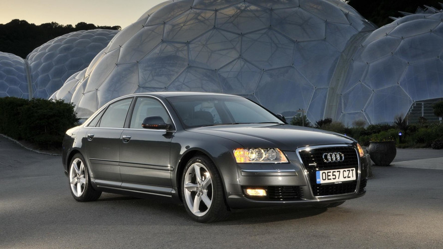Audi A8 D2 and D3
