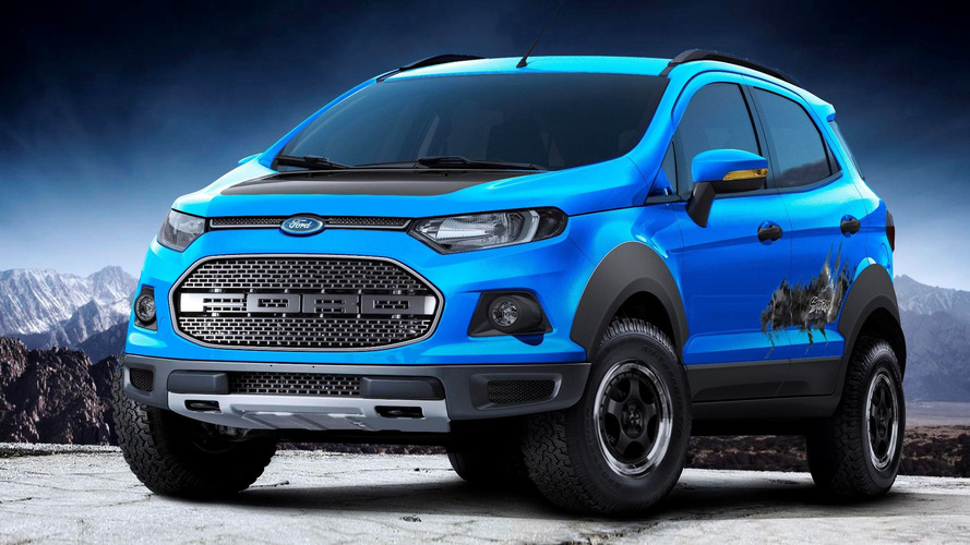 Concept We Forgot: 2014 Ford EcoSport Storm