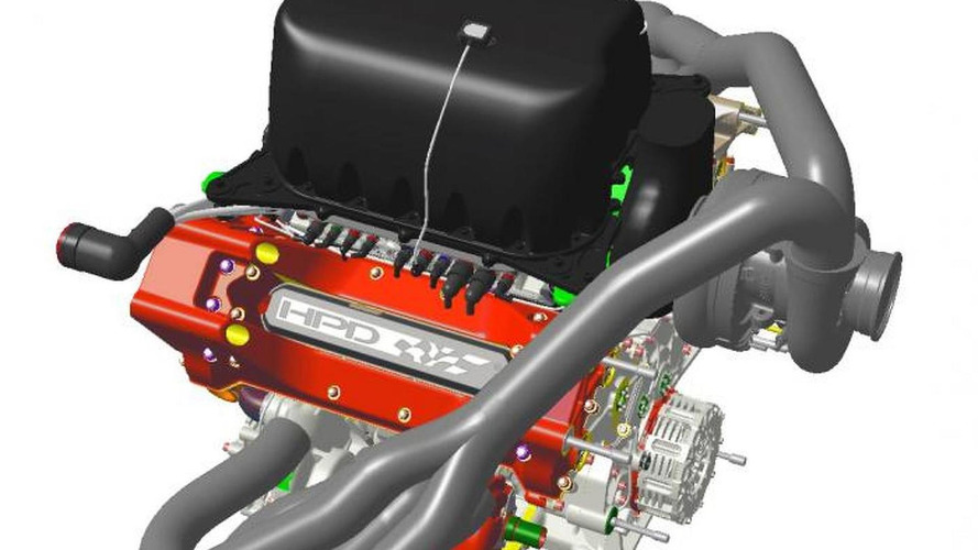 Honda to offer a turbocharged V6 for the FIA World Endurance Championship