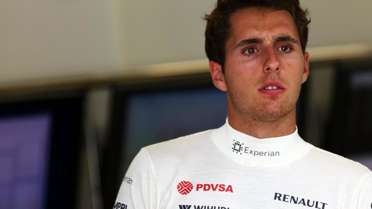 Daniel Juncadella 18.07.2013 Formula One Young Drivers Test Silverstone England