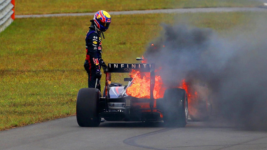 Reports - Red Bull using KERS for traction?