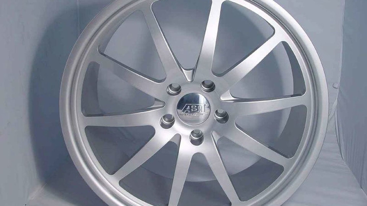 New Abt sports wheel AP4