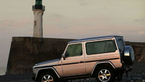 Mercedes G-Klasse Stationwagon short-wheelbase