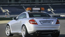 MB SLK 55 AMG is official FIA Formula 1 Safety Car