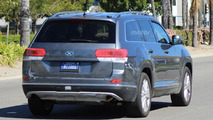 Volkswagen CrossBlue spy photo