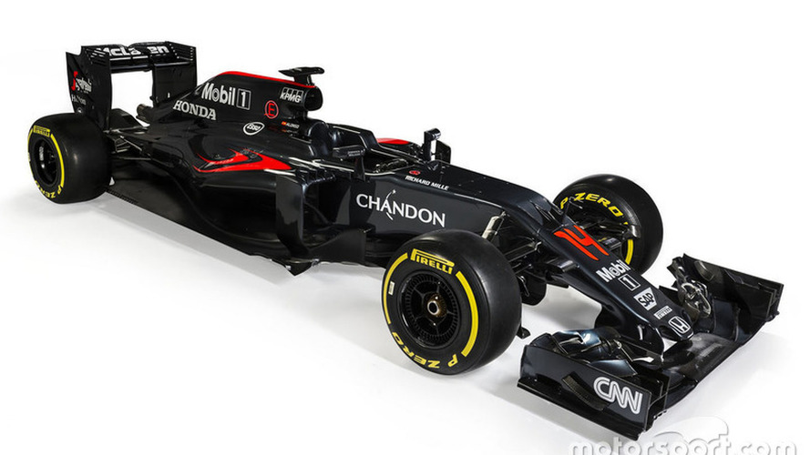 McLaren launches its 2016 car, the MP4-31