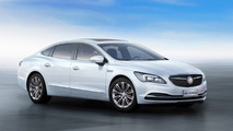Buick LaCrosse Hybrid Electric Vehicle