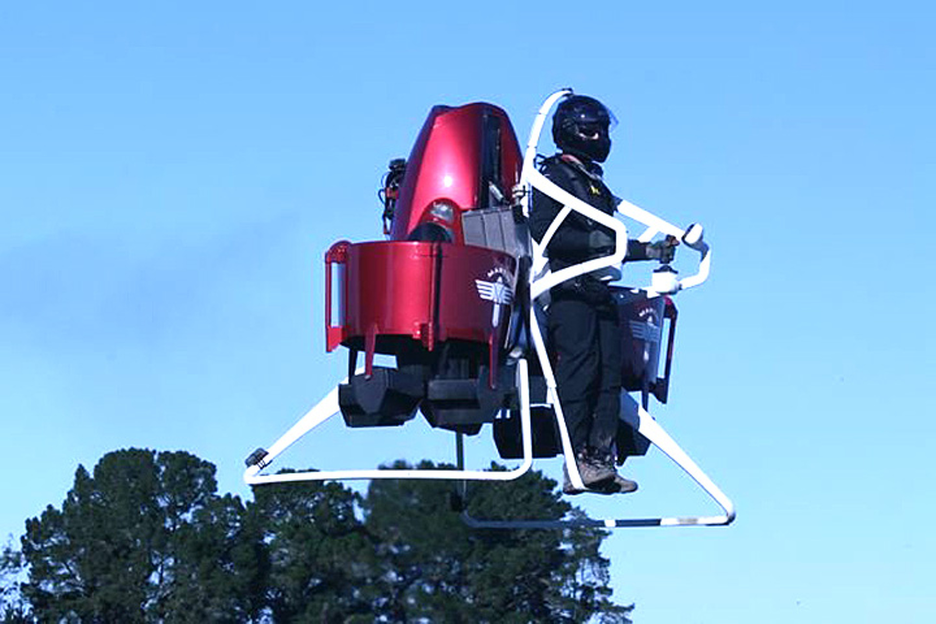 By Summer 2016 You Could Be Flying with a Jetpack