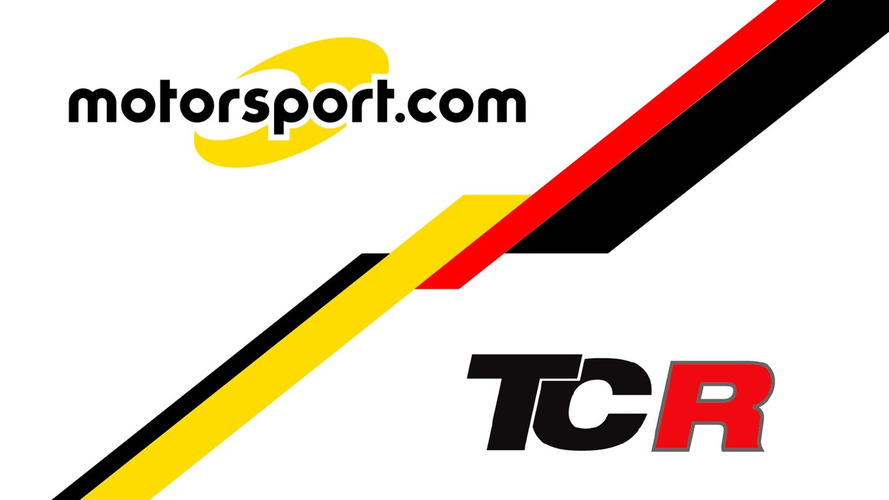 Motorsport.com named Official Media Partner of TCR Series