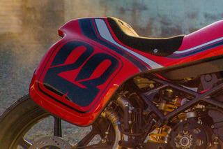 One Volkswagen Designer Created a Custom Ducati Worth Swooning Over