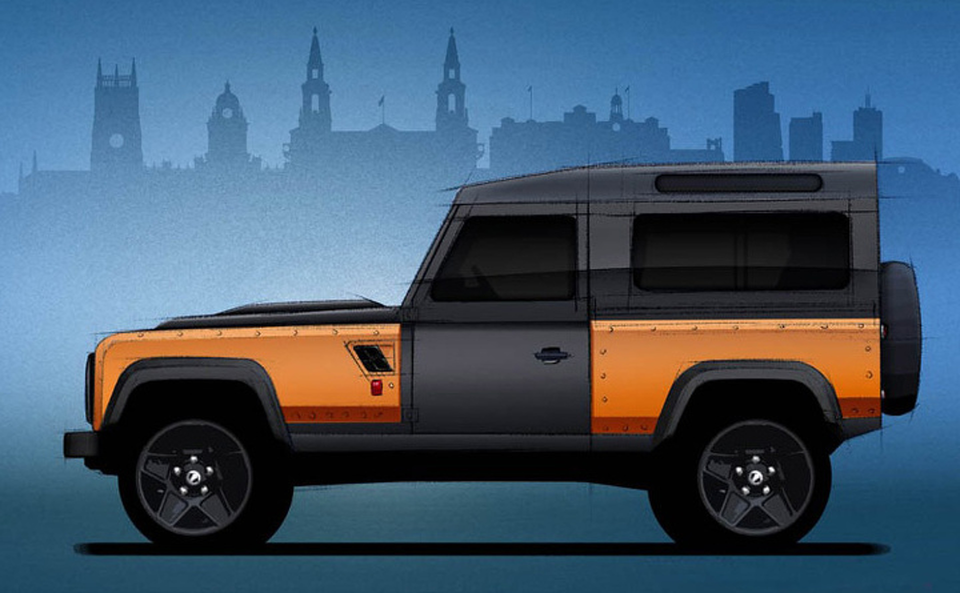 Ant-Kahn Set to Build Epic, Retro-Inspired Vehicles