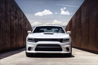 707HP Dodge Charger Hellcat is the Most Powerful Sedan in the World