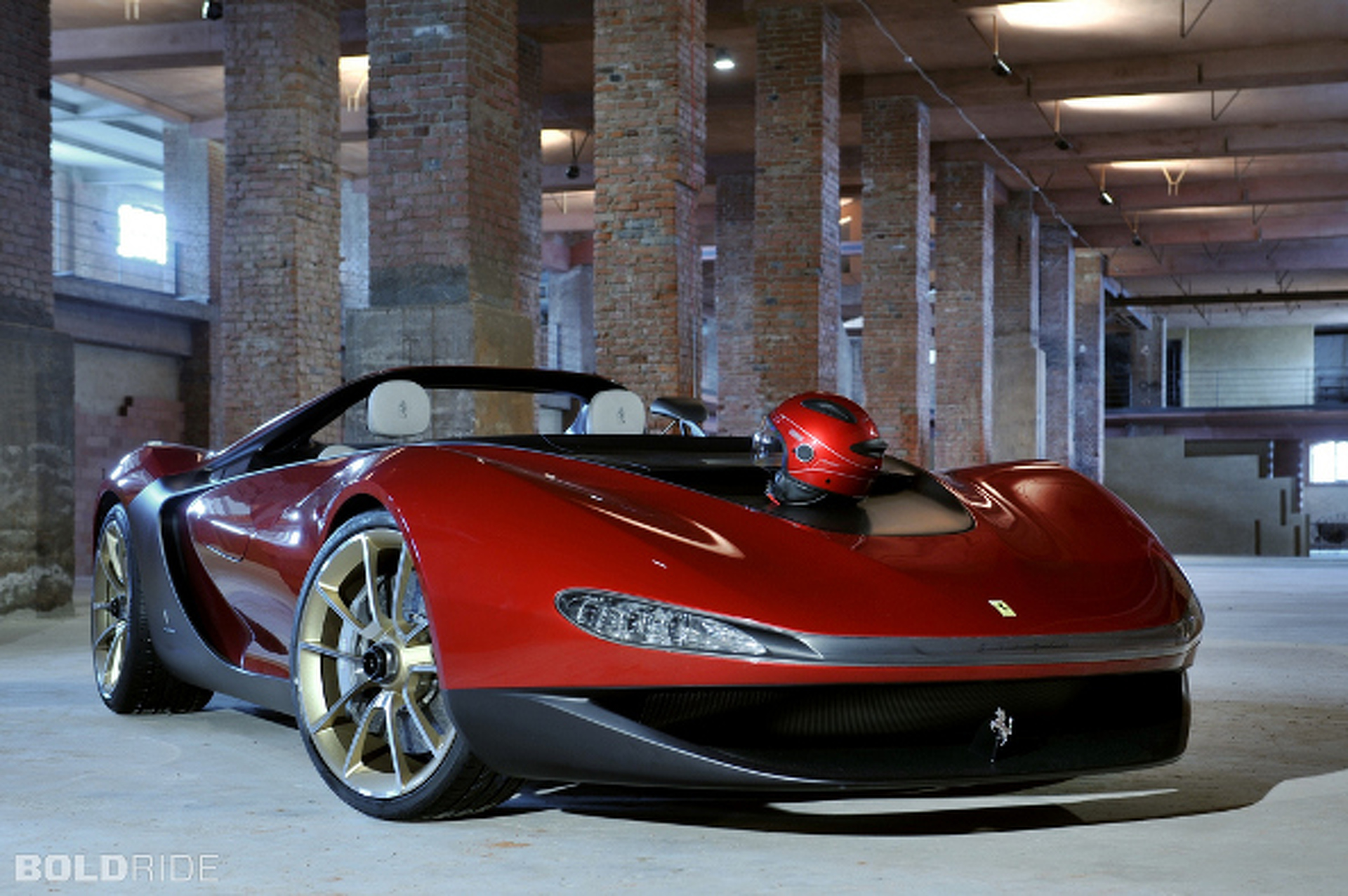 Pininfarina Sergio Going Into Limited Production