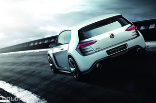 Volkswagen Design Vision GTI Packs Insane 500HP