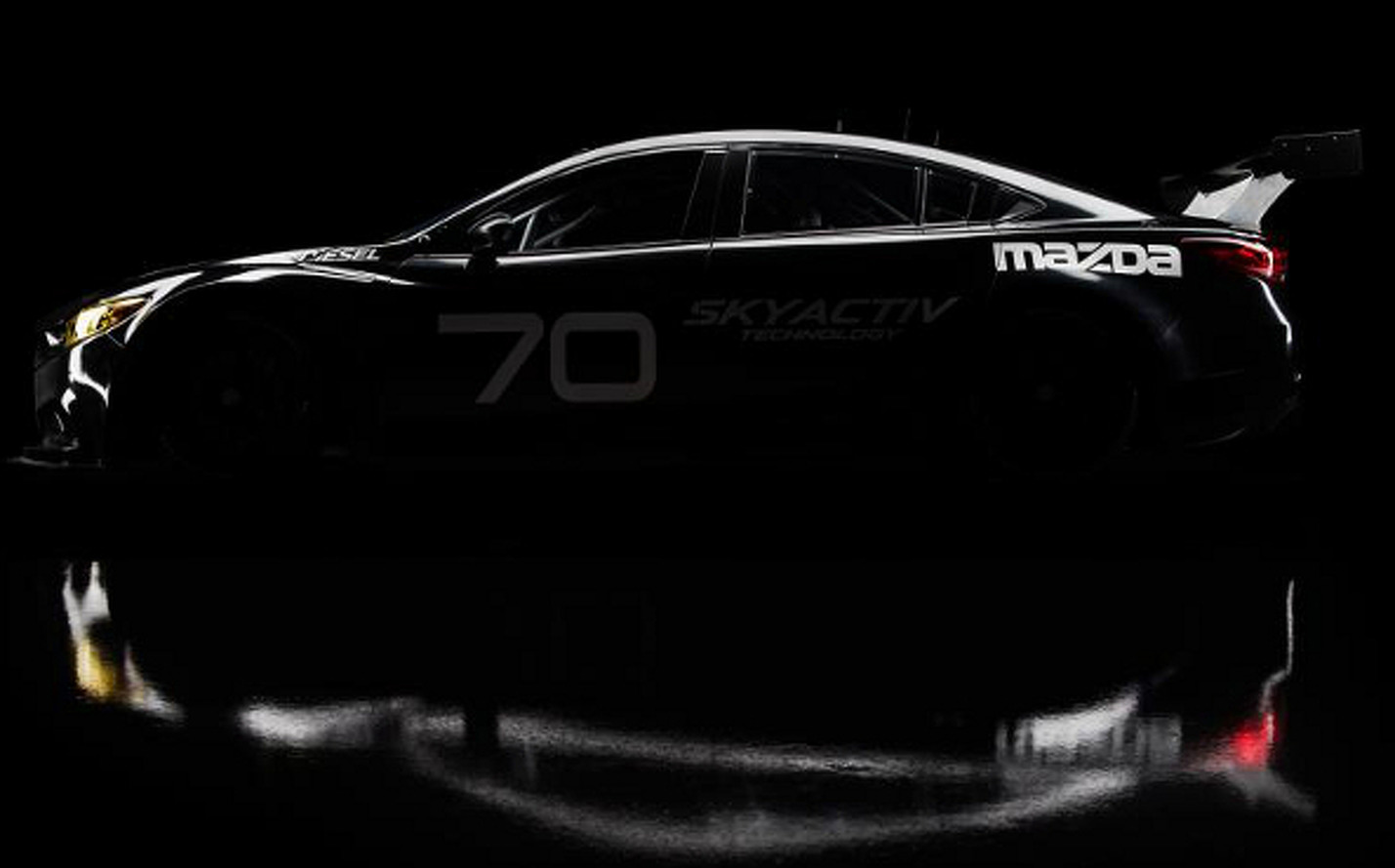 Mazda6 Skyactiv-D Ready to Take on New GX Racing Class