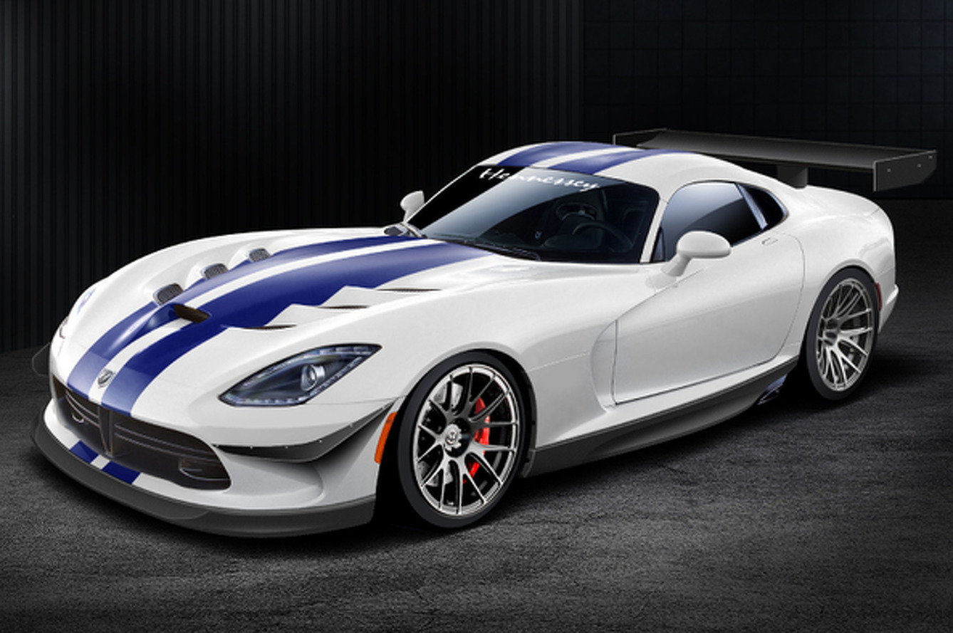 Hennessey Offering SRT Viper Based Venom 700R, 1000 Twin-Turbo Packages