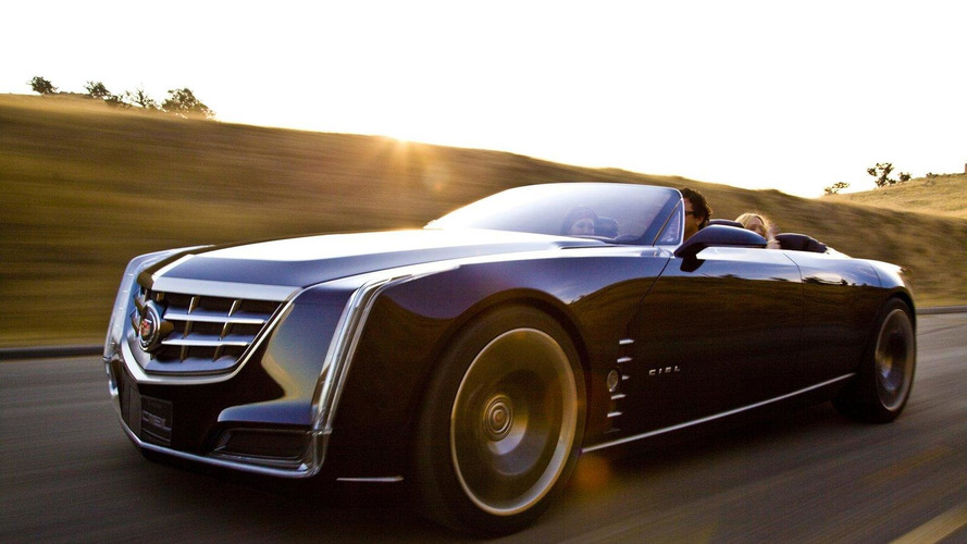 Cadillac Ciel concept stars in new Entourage promo [video]