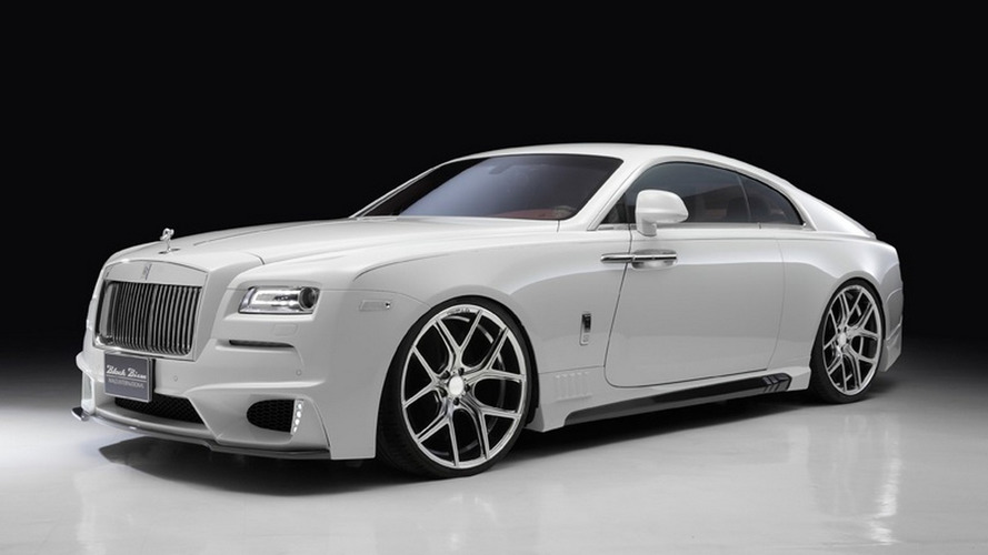 Rolls-Royce Wraith restyled by Wald