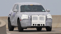 2020 Lincoln MKC Spy Photos