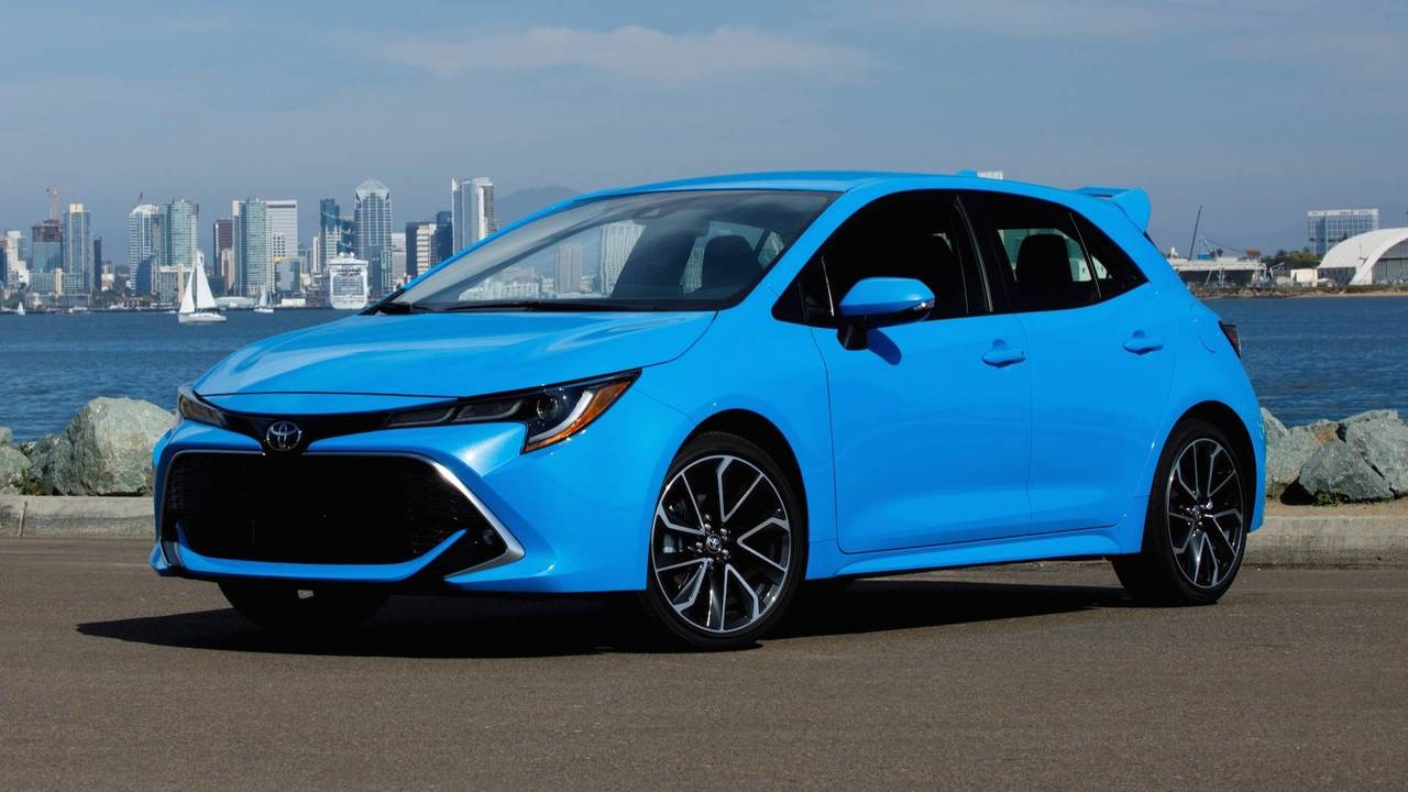 2019 Toyota Corolla Hatchback First Drive As Good As It Looks