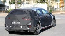 2019 Kia Ceed GT spy photo