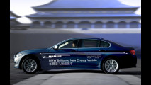 BMW Brilliance ibrida Plug-in