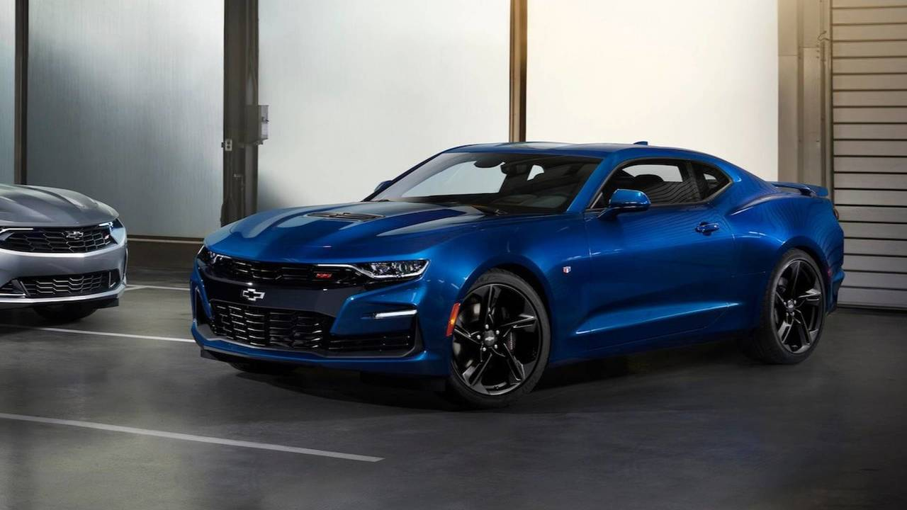 2019 Dodge Challenger Hellcat >> 2019 Chevy Camaro SS Gets The Walkaround Treatment