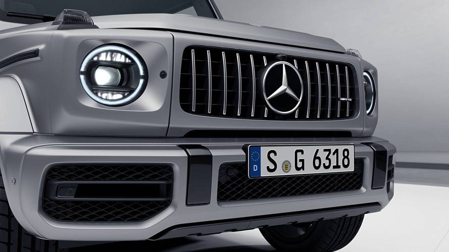 2019 Mercedes-AMG G63 Night Package