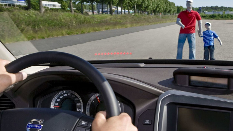 Volvo issues unintended acceleration warning for some models