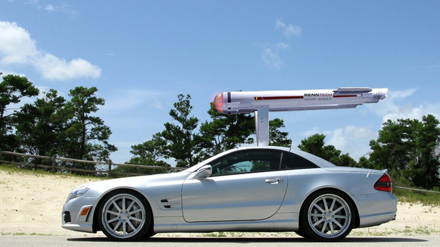 RENNtech Looks for Mercedes SL 65 AMG to Hit WARP Speed